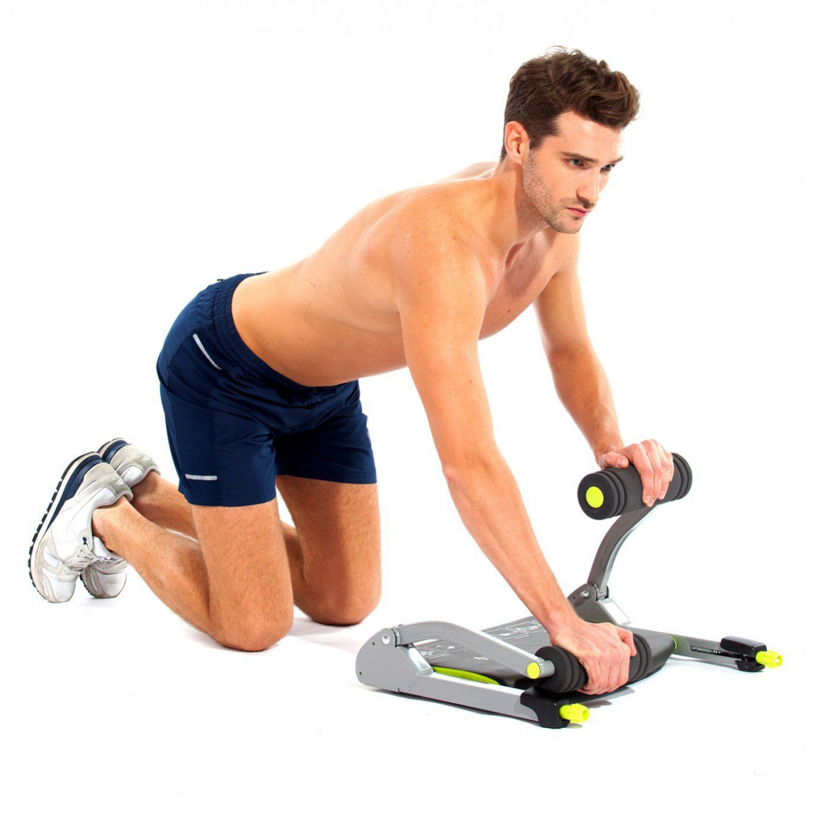 Тренажер для домашнего похудения